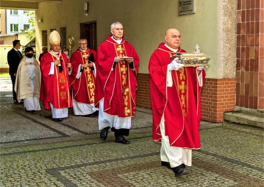 Od wczoraj mamy w Szczecinie Sanktuarium św. Andrzeja Boboli