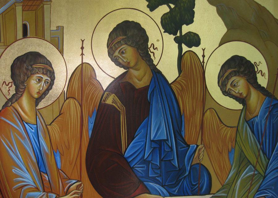 Zanurzeni w Trójcę Świętą. Uroczystość Trójcy Przenajświętszej (A)
