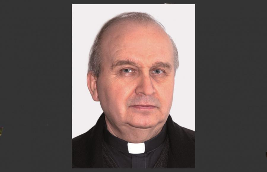 Zmarł o. Ryszard Plezia SJ