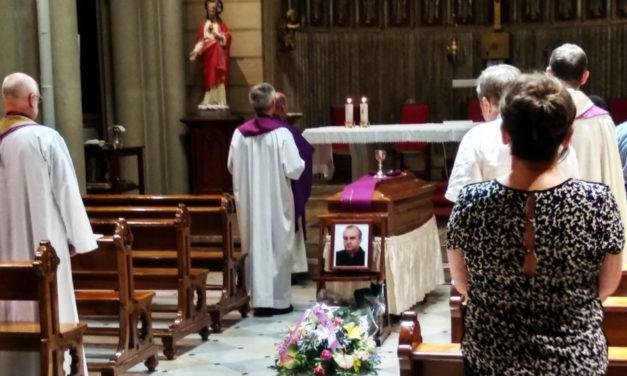 W Rzymie pożegnano śp. o. Ryszarda Plezię SJ