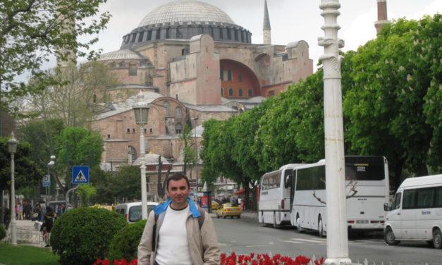 W stolicy Bizancjum
