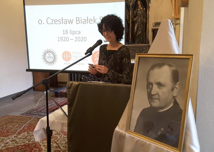 Poznań: Obchody 100-lecia urodzin wybitnego jezuity