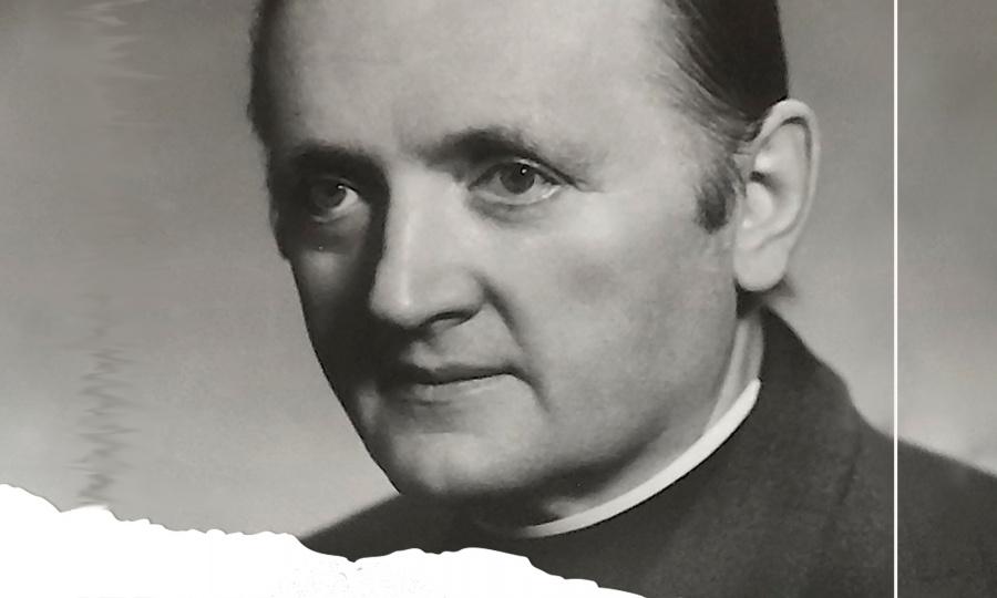 Setna rocznica urodzin o. Czesława Białka SJ