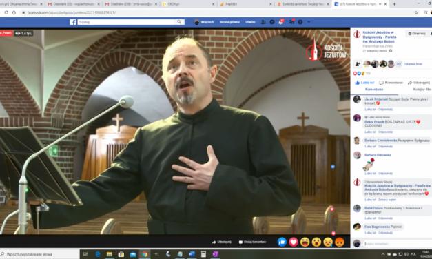 Jezuita wystąpi na koncercie w Otwocku