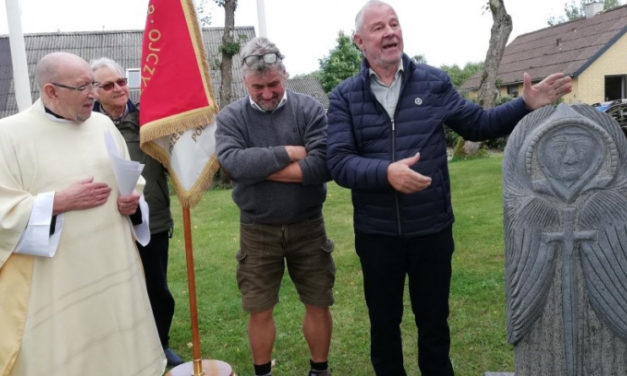 Dania: Pielgrzymka do Kościoła Św. Michała Archanioła