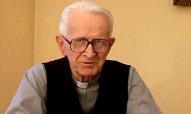 Radom: Msza z okazji rocznicy śmierci o. Huberta Czumy SJ