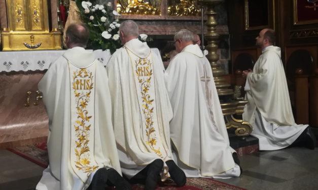Kalisz: Jezuici w Sanktuarium Świętego Józefa