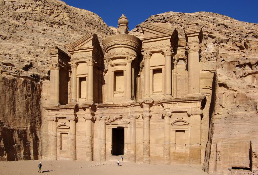 Na szlaku misyjnym ze świętym Pawłem (6) – w kraju Nabatejczyków