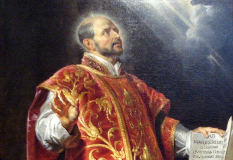 Marek Wójtowicz SJ: Odnajdywanie Boga ze św. Ignacym Loyolą