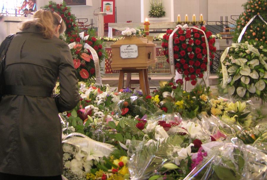 Ojciec Paciuszkiewicz zostanie upamiętniony w Sanktuarium św. Andrzeja Boboli