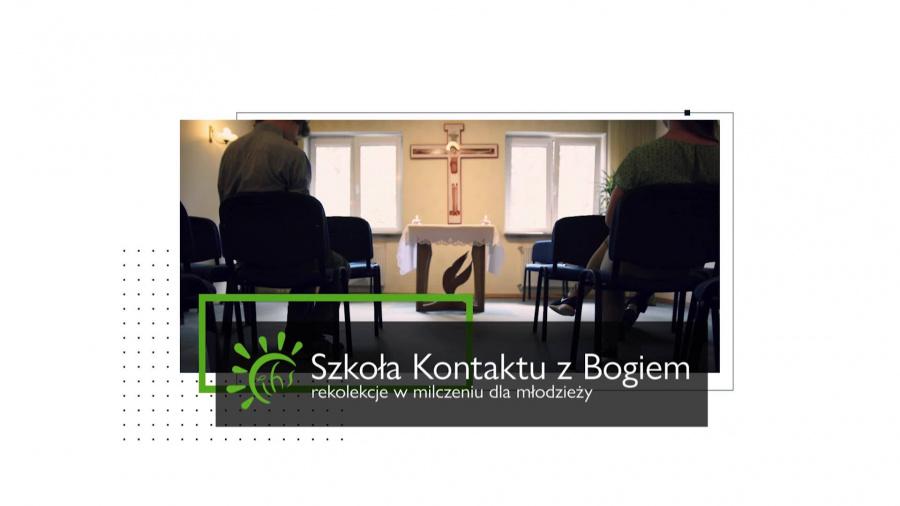W Ciężkowicach odbyły się rekolekcje Szkoły Kontaktu z Bogiem