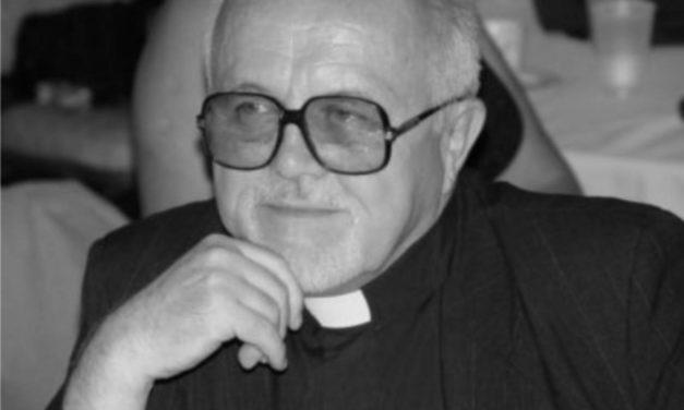Pogrzeb o. Stefana Filipowicza SJ