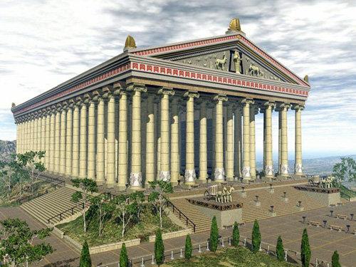 Na szlaku misyjnym ze świętym Pawłem (32) – Wielka Artemida Efeska