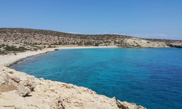 Na szlaku misyjnym ze świętym Pawłem (49) – sztorm na Adriatyku