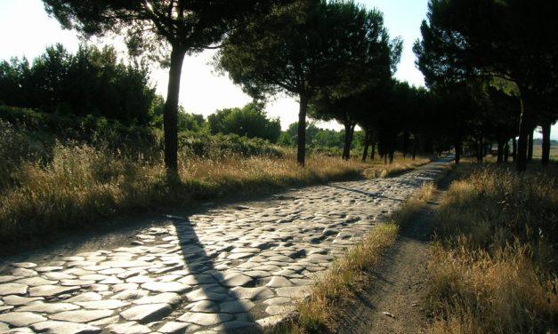 Na misyjnym szlaku ze świętym Pawłem (52) – na Via Appia Antica