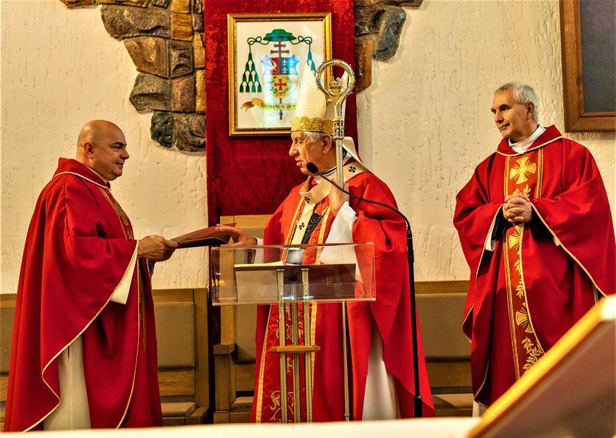 75. rocznica przybycia jezuitów do Szczecina