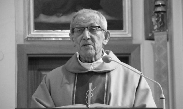 Zmarł o. Marian Kępka SJ (1936-2020)