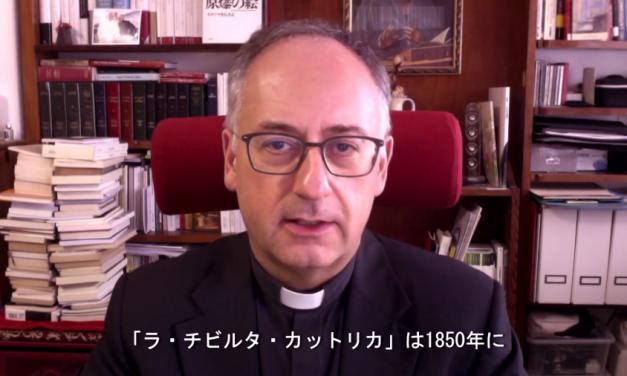 La Civiltà Cattolica będzie wychodziła w języku japońskim