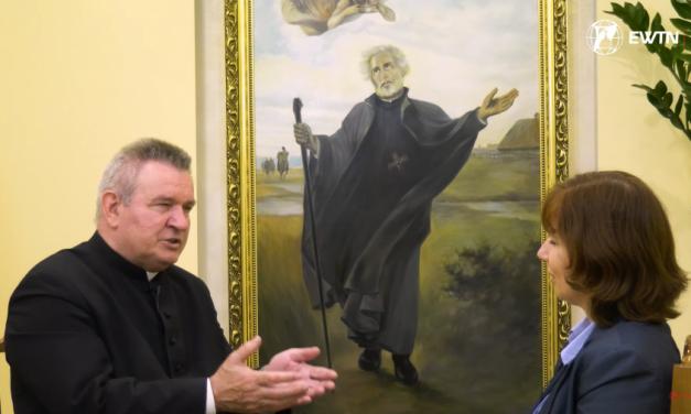 Telewizja EWTN o św. Andrzeju Boboli