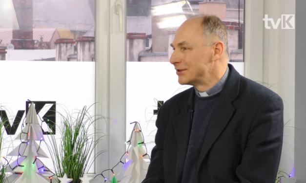 Wywiad z Prowincjałem Polski Południowej o. Jarosławem Paszyńskim SJ