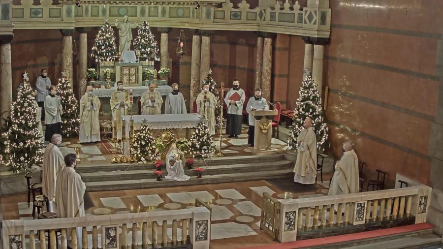 Kraków: Inauguracja obchodów 100. rocznicy poświęcenia Polski Najświętszemu Sercu Pana Jezusa