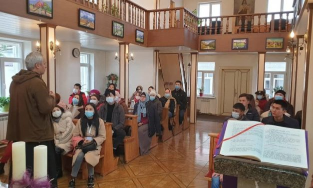 Kyrgyzstan: Youth in interreligious dialogue