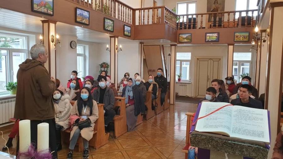 Kyrgyzstan: Youth in interreligious dialogue