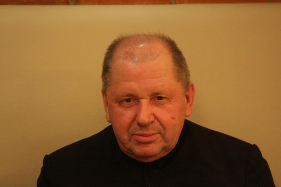 Zmarł o. Kazimieras Žilys (1945-2021)