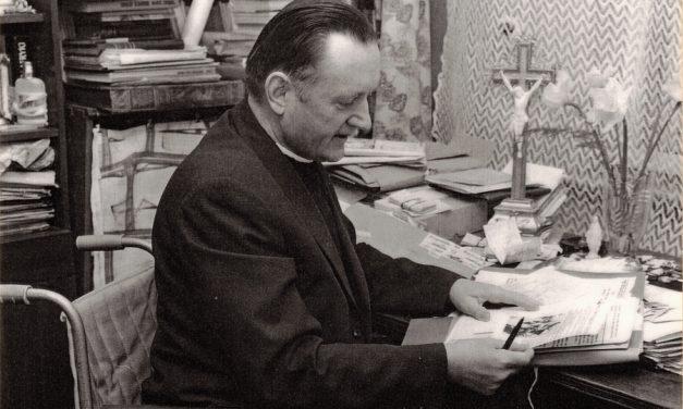 Poznań: Trudno tego jezuity nie pamiętać