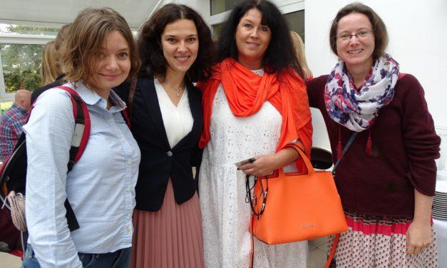 Gdynia: Uczniowie jezuickiego liceum spotykają wybitnych absolwentów