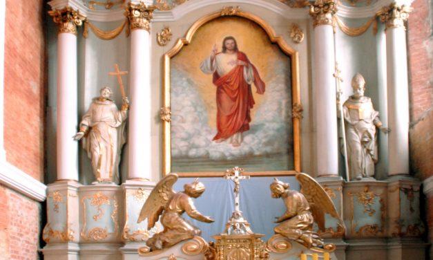 Gość Niedzielny: Ciekawostka w kościele jezuitów w Poznaniu