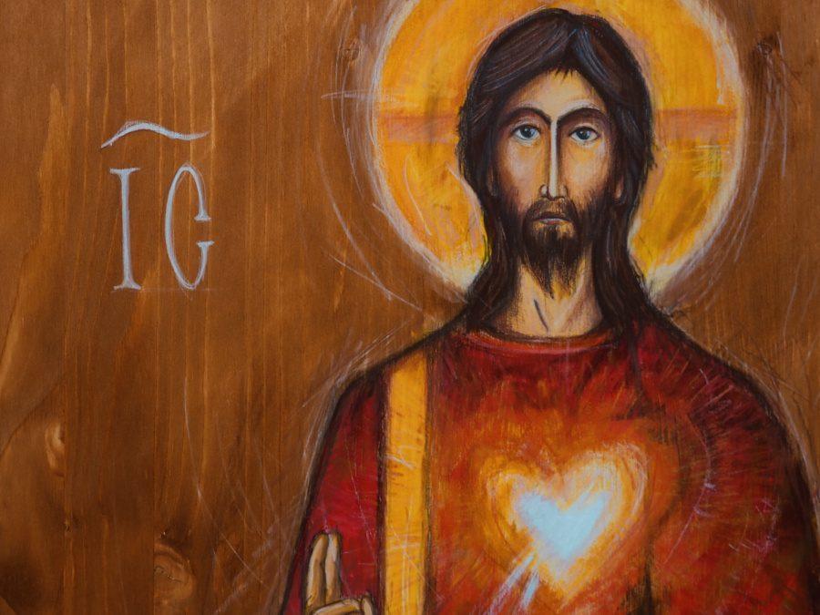 """""""Jezuici kontemplujący Serce Jezusa"""" – konferencja o. Marka Wójtowicza SJ"""