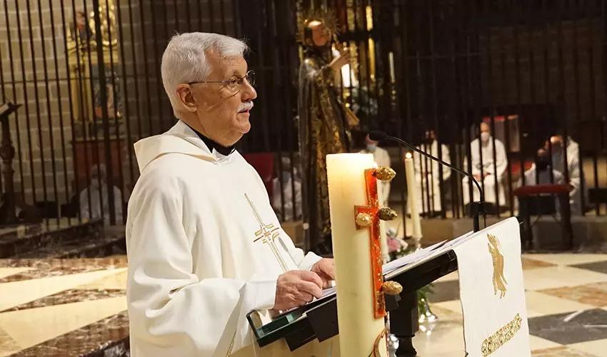 Homilia o. Arturo Sosy SJ podczas otwarcia Roku Ignacjańskiego w Pampelunie