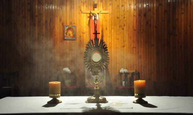Nowicjat Jezuitów zaprasza do wspólnej modlitwy