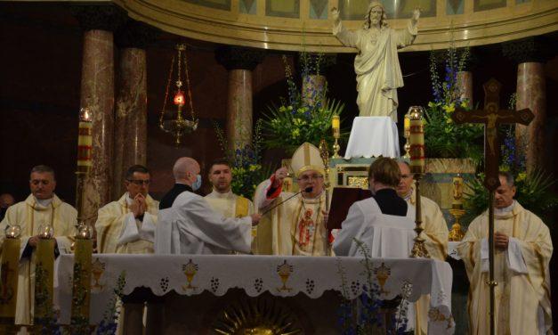 100. rocznica konsekracji Bazyliki Serca Jezusowego w Krakowie