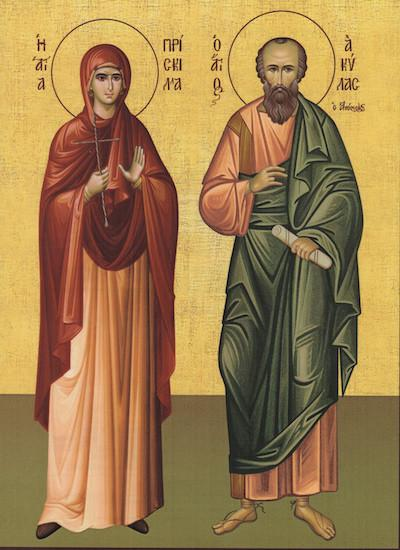 Akwila i Pryscylla – małżeństwo godne naśladowania