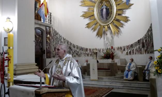 Uroczystości odpustowe Matki Bożej Łaskawej na warszawskiej Starówce