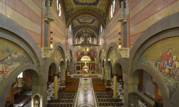 Reinstalacja relikwii św. Andrzeja Boboli w jezuickiej Bazylice NSPJ w Krakowie