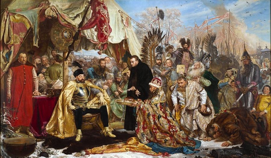 Wystawa o Towarzystwie Jezusowym w Sankt-Petersburgu