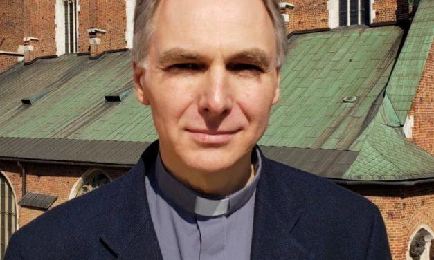 O. Jarosław Paszyński SJ nowym członkiem Konsulty KWPZM