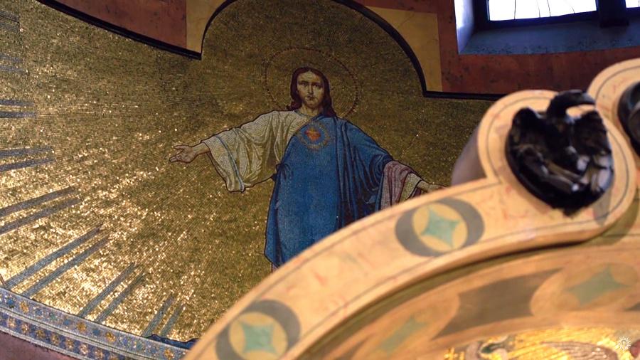 Serce Jezusa – pieśń na 100-lecie aktu oddania Narodu Polskiego Sercu Bożemu