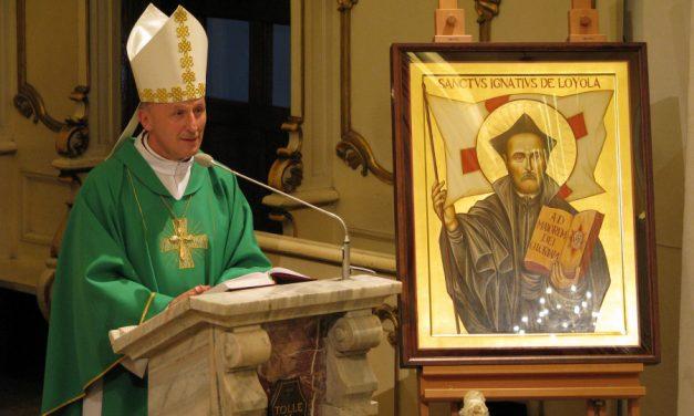 Bp Marek Solarczyk odprawił Mszę w świątyni jubileuszowej w Radomiu