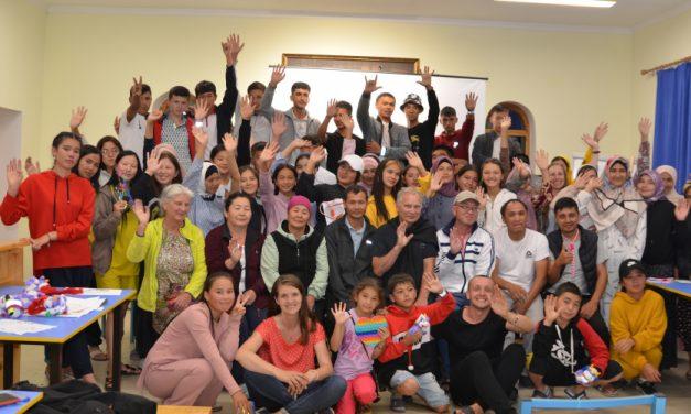 Niebo nad nami jest wspólne – obóz młodzieżowy w Kirgizji