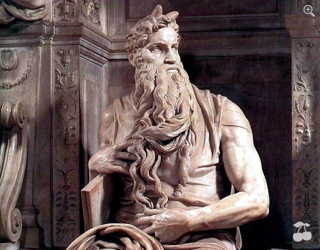 Czy Mojżesz miał rogi?