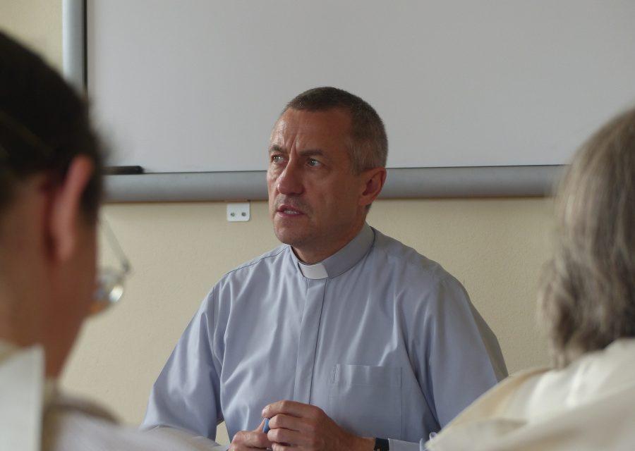 Robert Bujak SJ: Między kierownictwem duchowym a psychoterapią