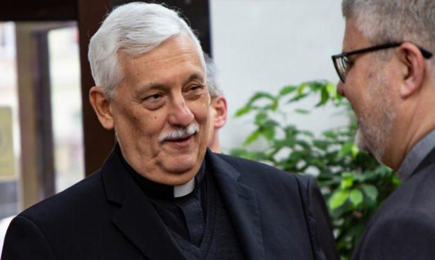 Generał jezuitów, o. Arturo Sosa SJ, wypowiedział się na temat synodalności