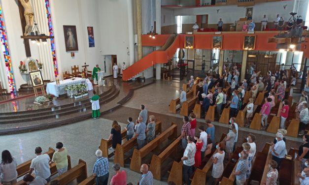 Peregrynacja relikwii oraz ikony św. Ignacego – etap 7: Czechowice-Dziedzice