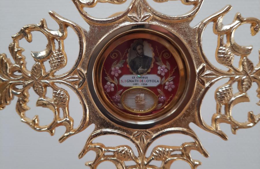 Peregrynacja relikwii oraz ikony św. Ignacego – etap 10: Święta Lipka