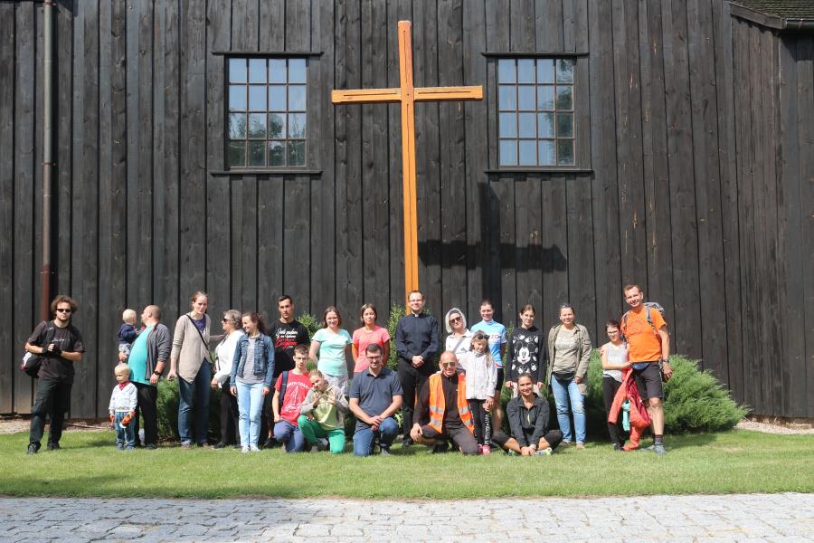 Toruń: Ignacjański rajd rowerowy