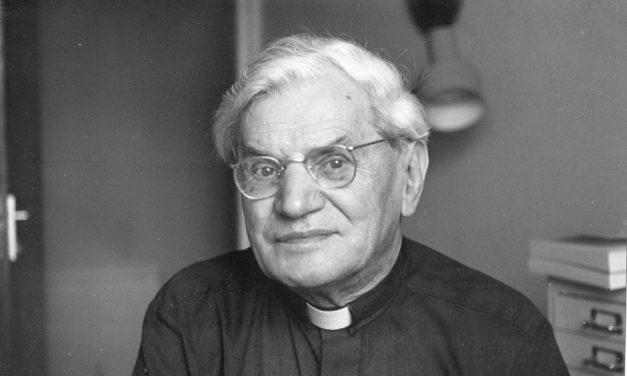 25. rocznica śmierci o. Jerzego Mirewicza SJ